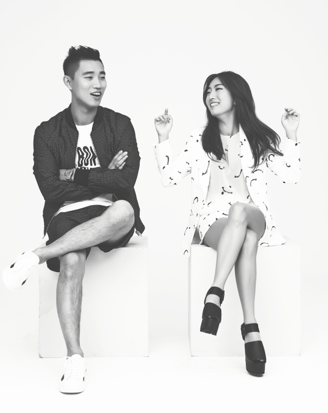 Kang Gary & Jung In 1