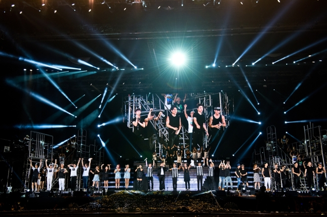 YG Family in Shanghai 8