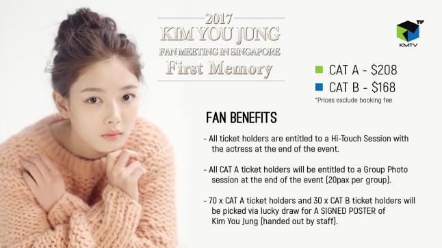 Fan Benefits