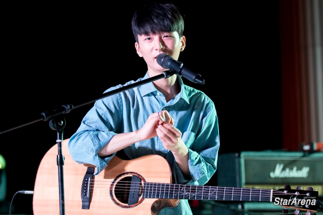 Sungha Jung Brings Sunsational Stage to The 9th Korean