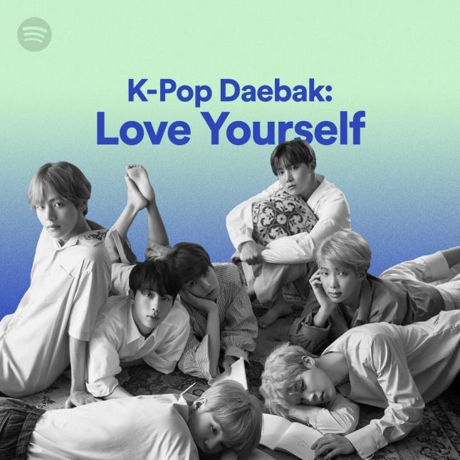 Kpop Daebak - BTS Love Yourself