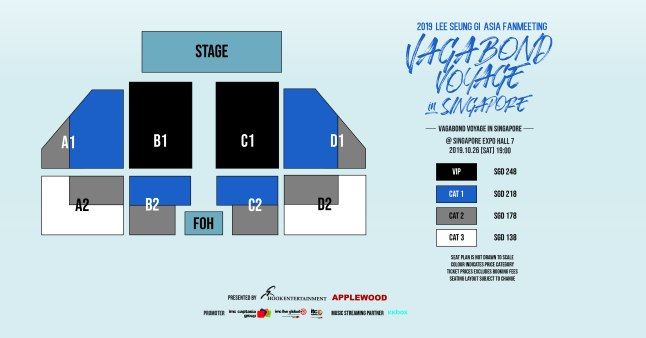 LSG SG Seating Plan